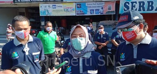 Hari Kesehatan Nasional Ke 56 di Ngawi