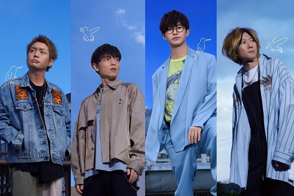 BLUE ENCOUNT 為電影《青澀的傷痛與脆弱》獻唱主題曲 向台灣樂迷打招呼