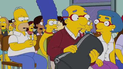 Los Simpsons 28x06 Habrá Amigos