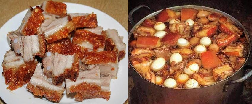 Công thức các món ngon từ thịt lợn đơn giản, dễ làm