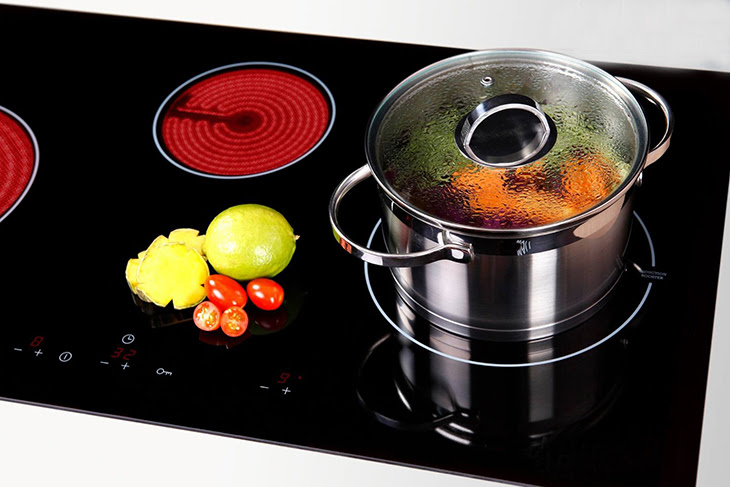 bếp từ có khả năng tụ ngắt khi quá tải