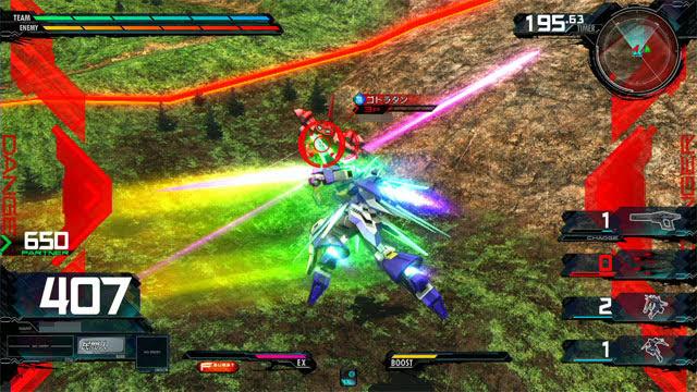 AGE-FX 虹ステップ横格闘