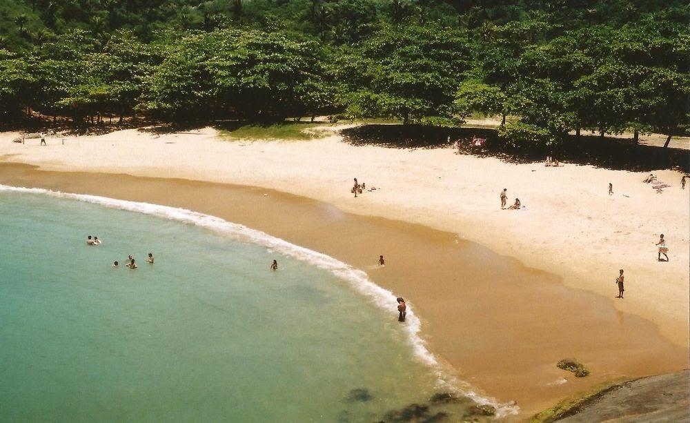Guarapari, a praia de areia radioativa