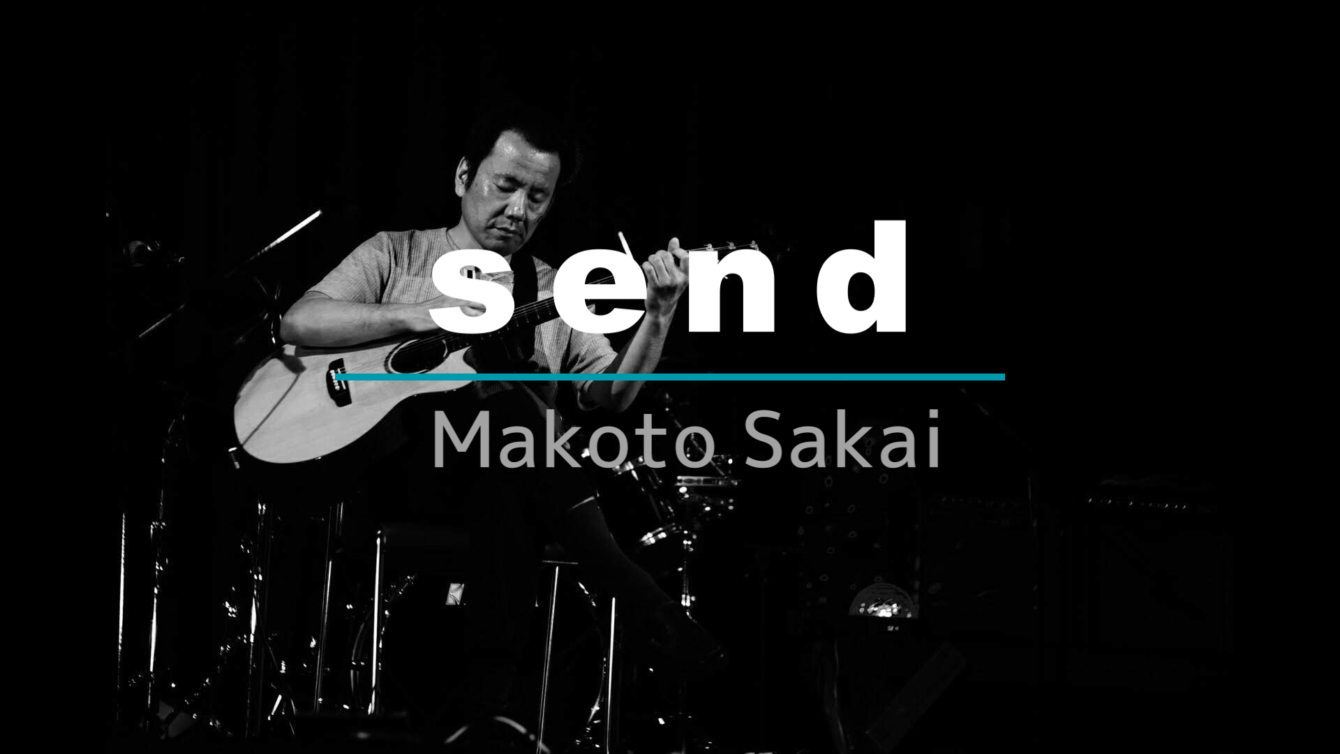 send-Fingerstyle Solo Guitar
