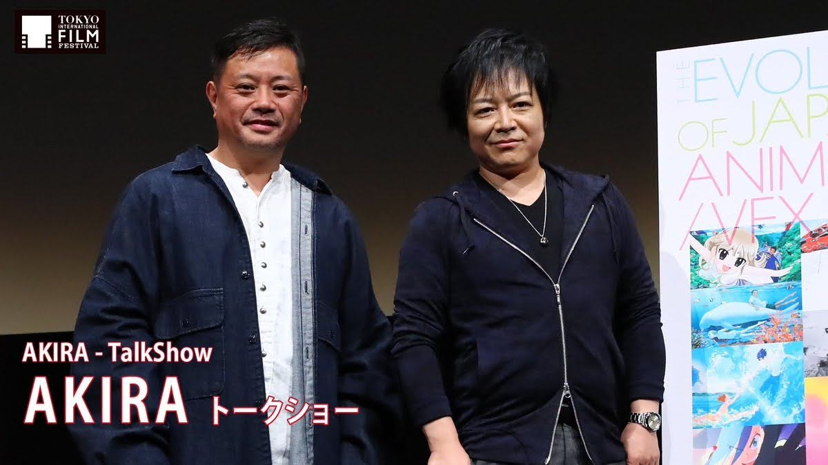 《 阿基拉 AKIRA 》金田 聲優 岩田光夫 X 鐵雄 聲優 佐々木望 睽違三十多年的對談