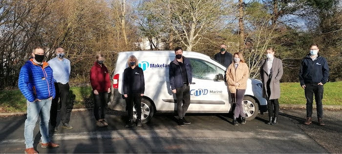 Three peaks charity challenge for workers