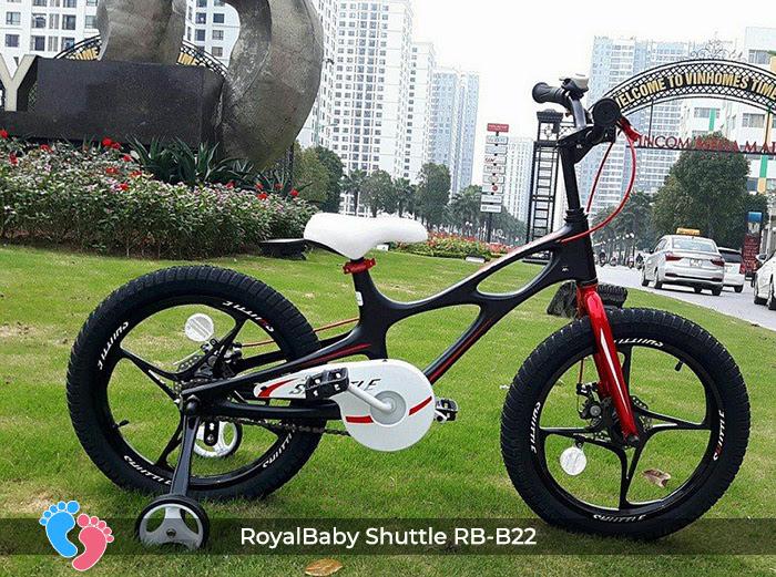 Xe đạp trẻ em Royal Baby Shuttle RB-B22 6