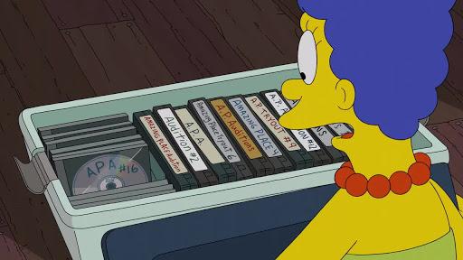 Los Simpsons 30x02 El Hotel de los Corazones Rotos