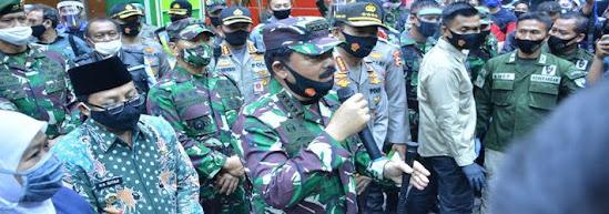 Kapolri Dan Panglima TNI Republik Indonesia