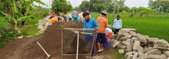 Kondisi umum desa paras kecamatan pangkur