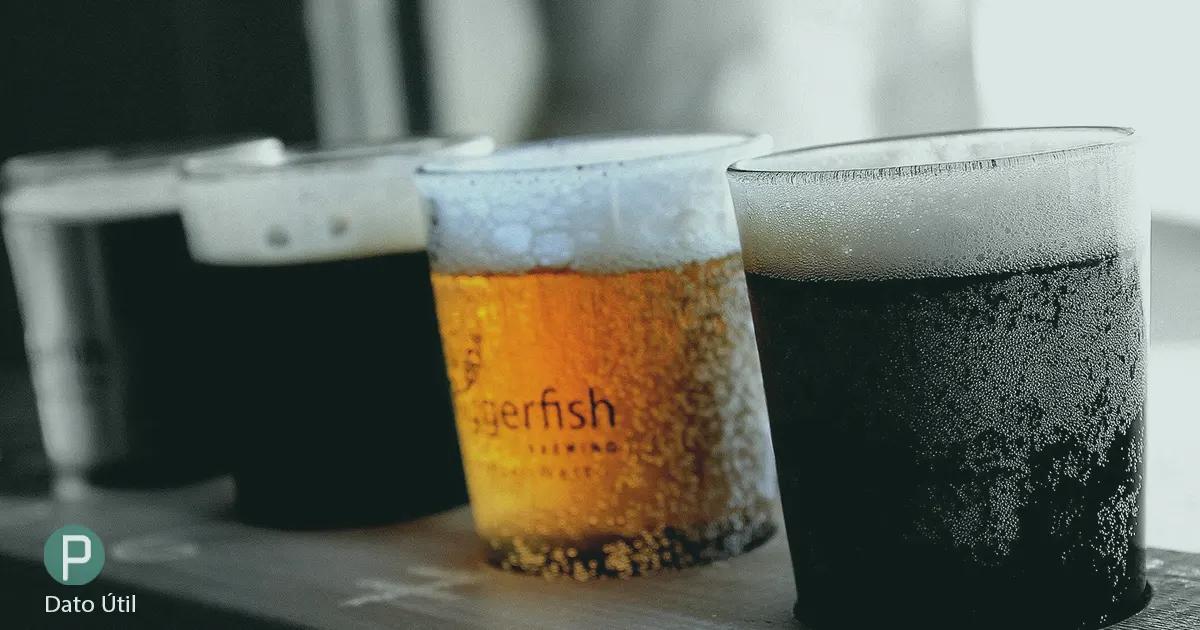 Que tomamos? experto recomienda cervezas para el 18