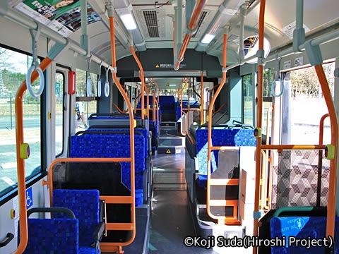 JRバス関東 白河 日野ブルーリボン連節バス 2170 車内_01