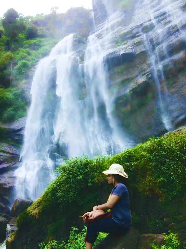 Bomburuella Waterfall - Uva Paranagama