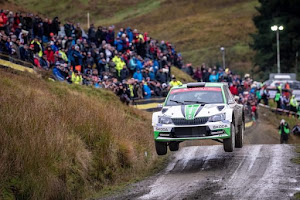 World Rally blow for county