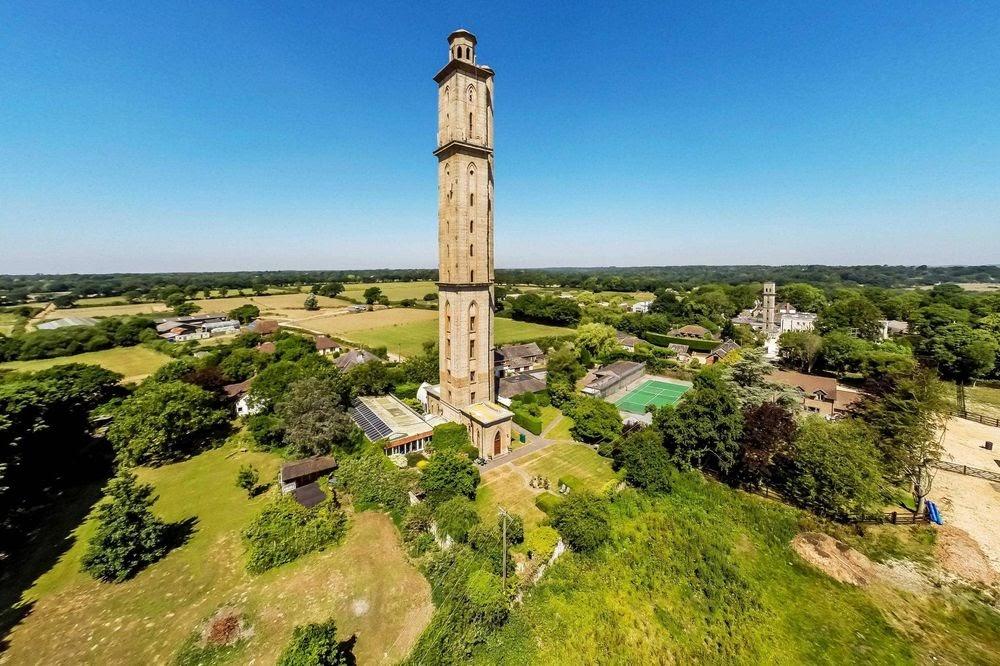 Sway Tower, a estrutura mais alta do mundo sem nenhuma armação de ferro