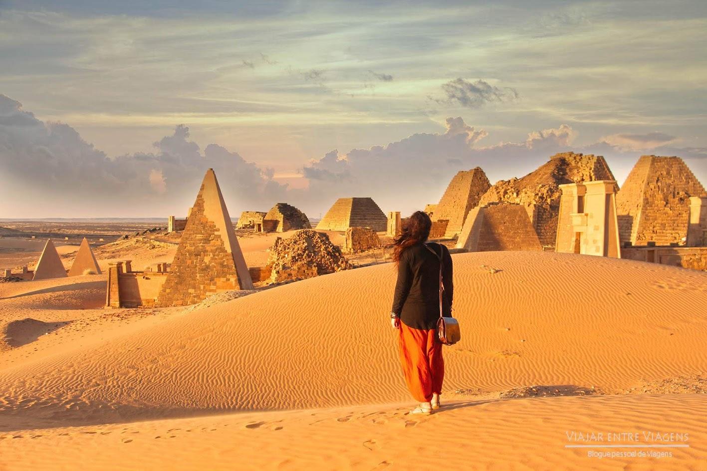 Viajar o Sudão