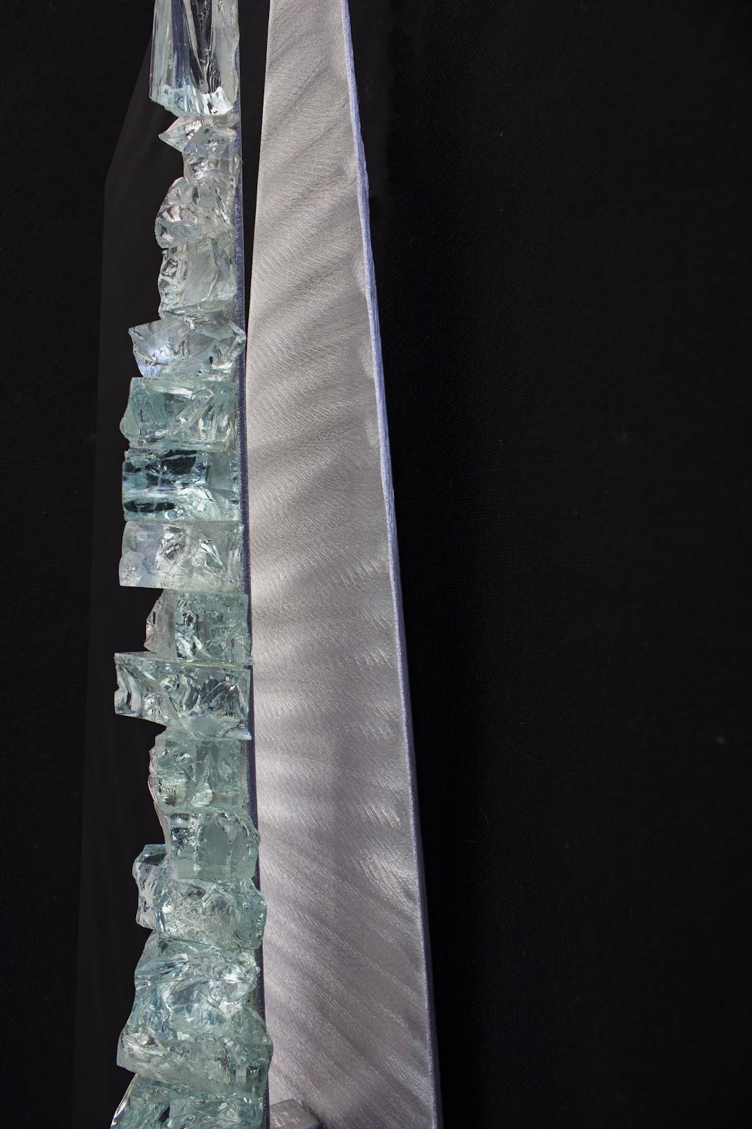 Glass Canoe detail