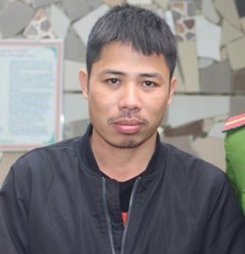 Đối tượng Nguyễn Thành Trung