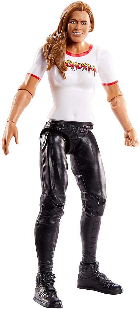 WWE Ronda Rousey Action Figure Standard, Multicolor