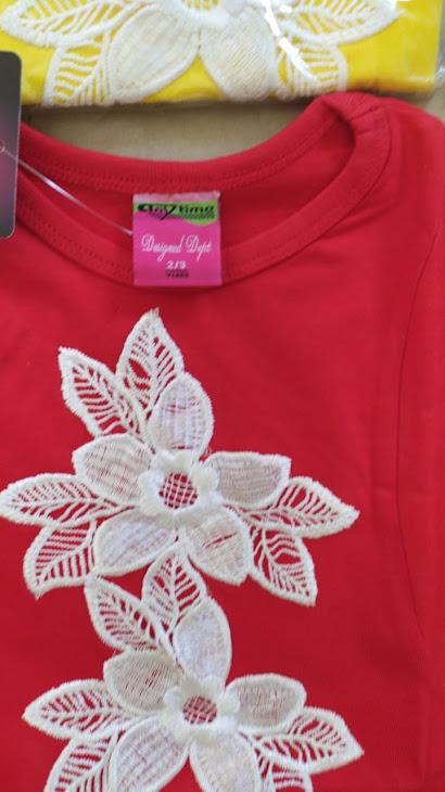 Flower Ksp Designer Tops Manufacturer Wholesaler
