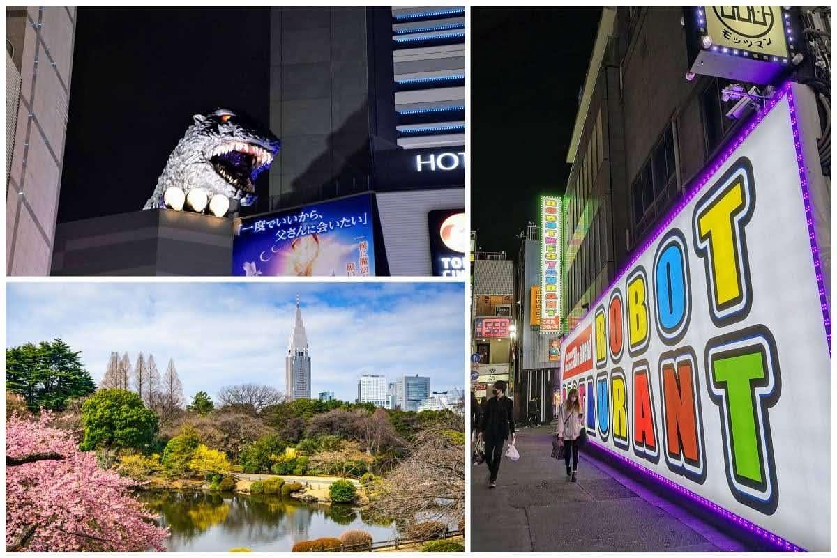 que ver y hacer en Shinjuku