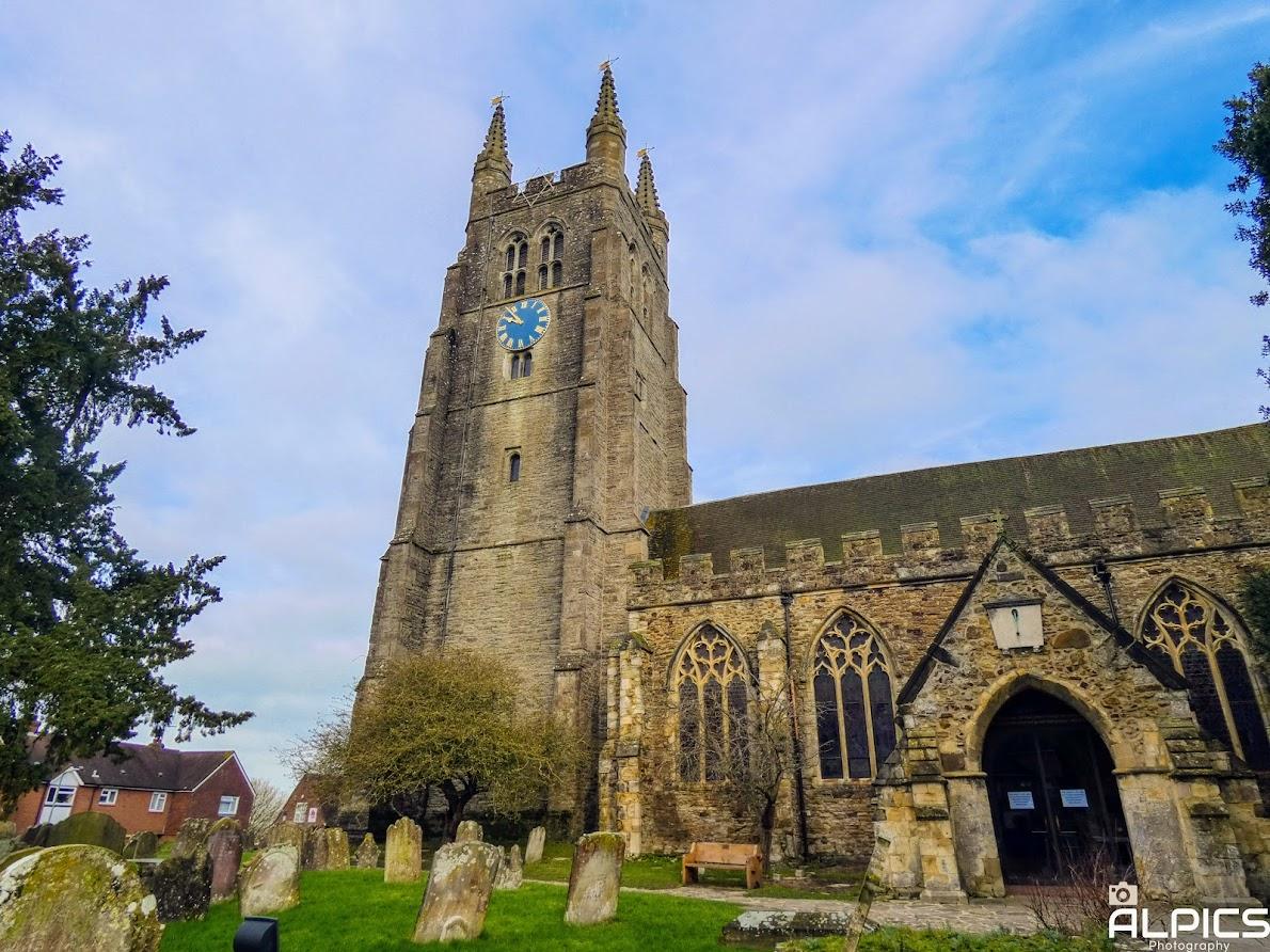Tenterden Heritage Trail - St Mildreds Church