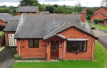 Modern bungalow for sale