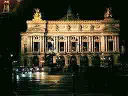 エミリー、パリへ行く Swan Lake Opéra Palais Garnier