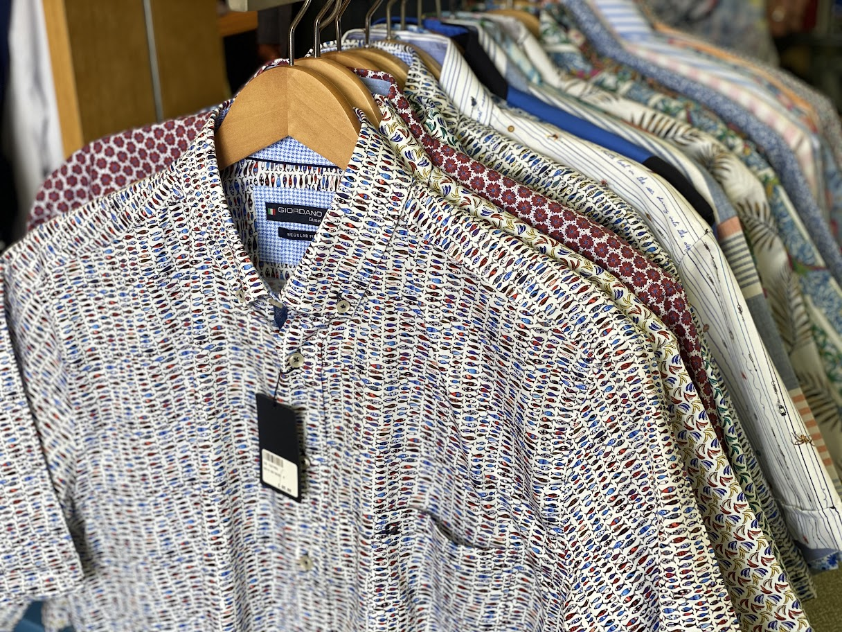 County Clothes Menswear Tenterden