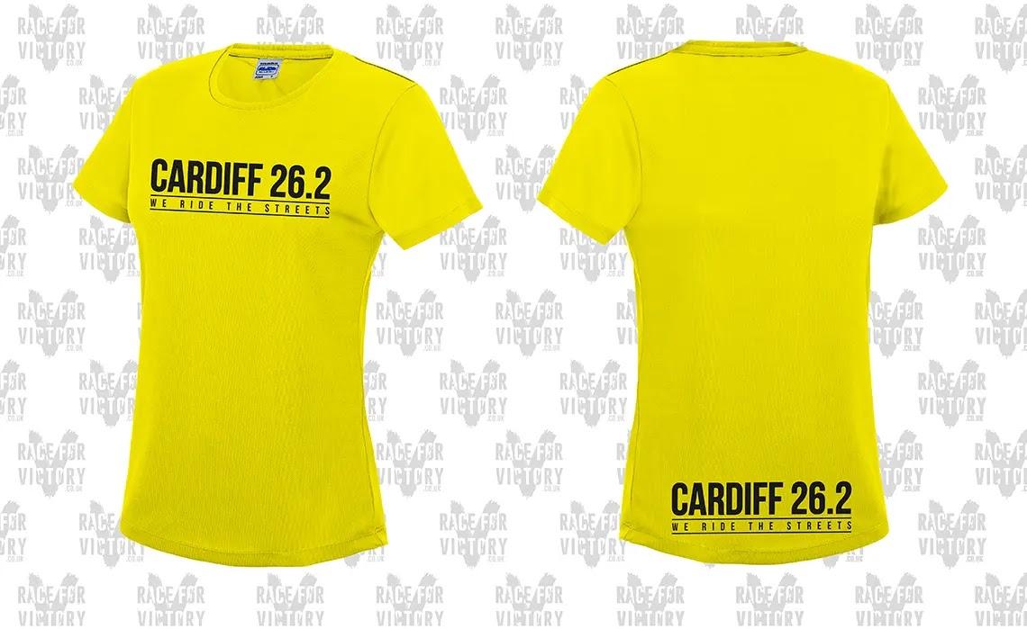 Cardiff Cyclothon - Ladies Jersey