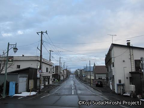 羽幌町内の朝_20210329