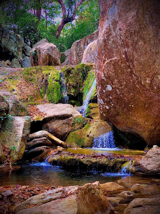 Galpoththa waterfall