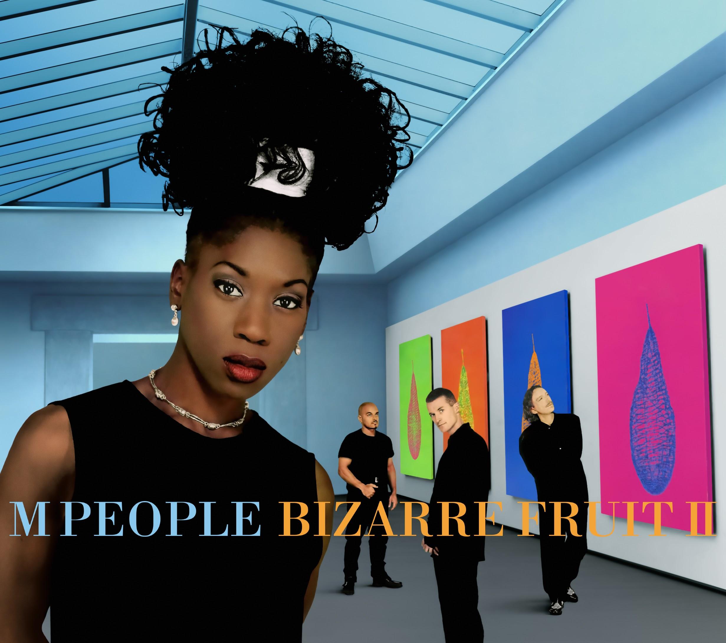 Album Artist: M People / Album Title: Bizarre Fruit II [Rectangular Album Art]