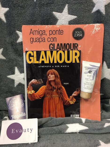 Regalo revista glamour diciembre 2020