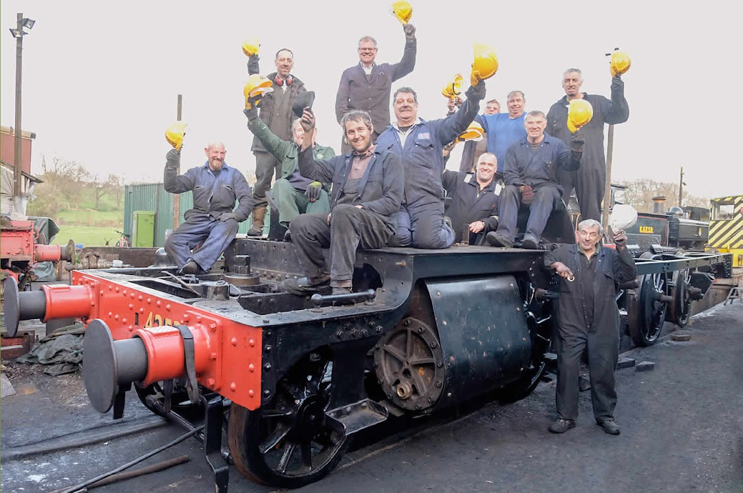 4253 Locomotive