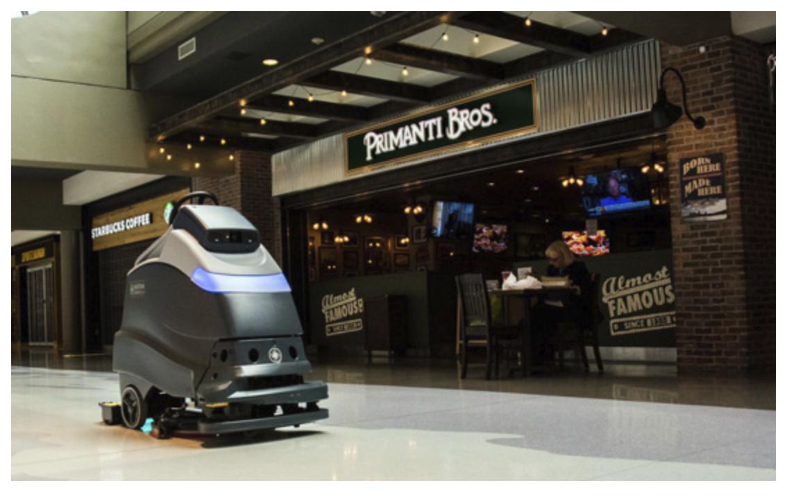 Carnegie spins off autonomous robotics company.