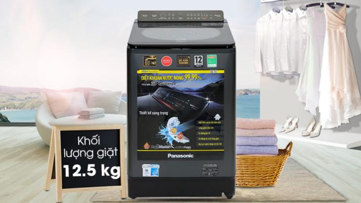 máy giặt phù hợp với gia đình trên 7 người