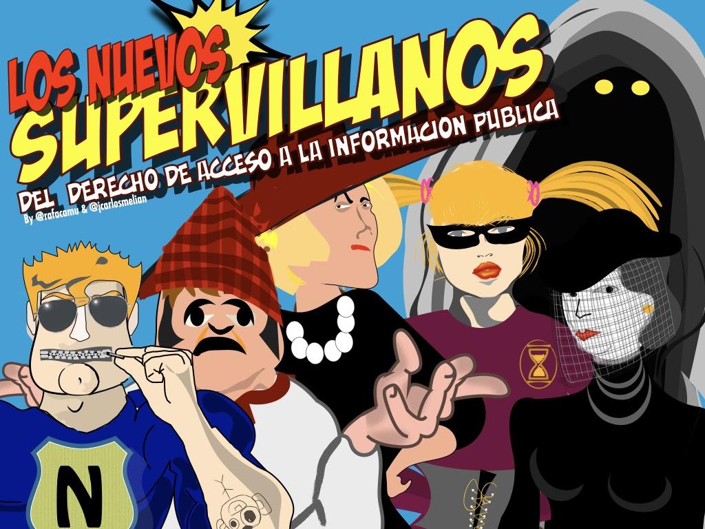 Nuevos Supervillanos. Cierre de la Serie | Melián Abogados
