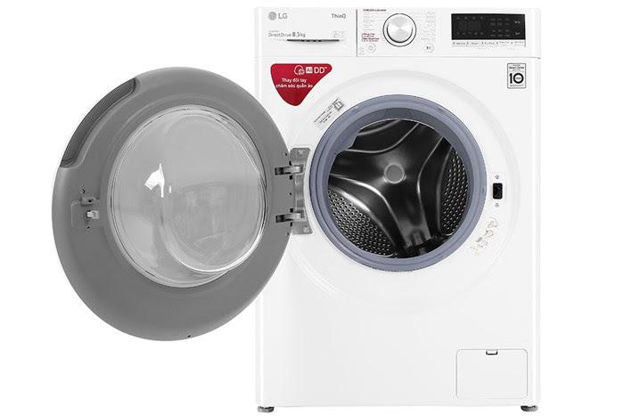 Máy giặt LG Inverter 8.5 kg FV1408S4W