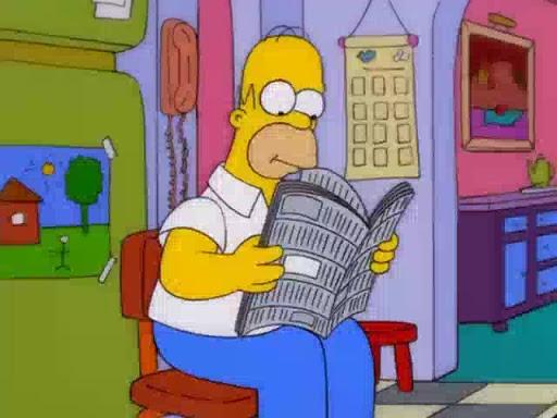 Los Simpsons 12x16 Los motivos del abusón