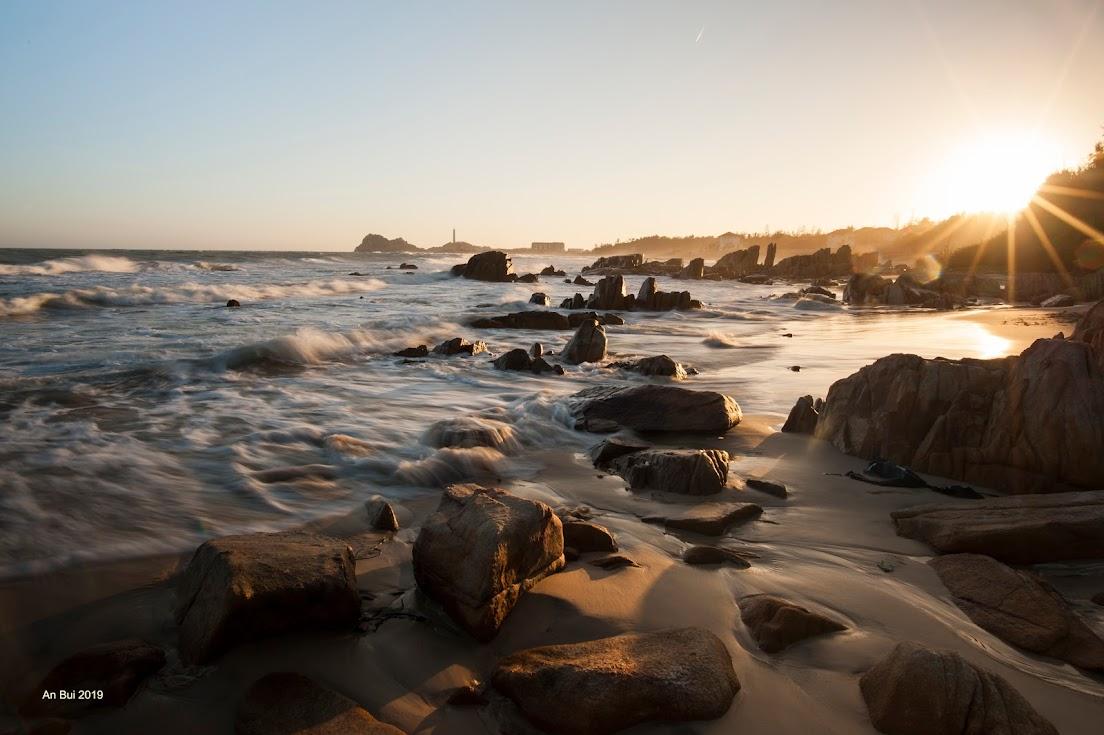 Sunset at Ke Ga Seascape