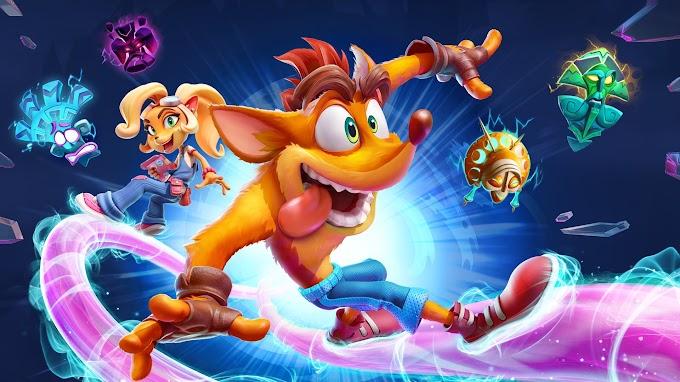 Sony выпустила релизный трейлер Crash Bandicoot 4: It's About Time