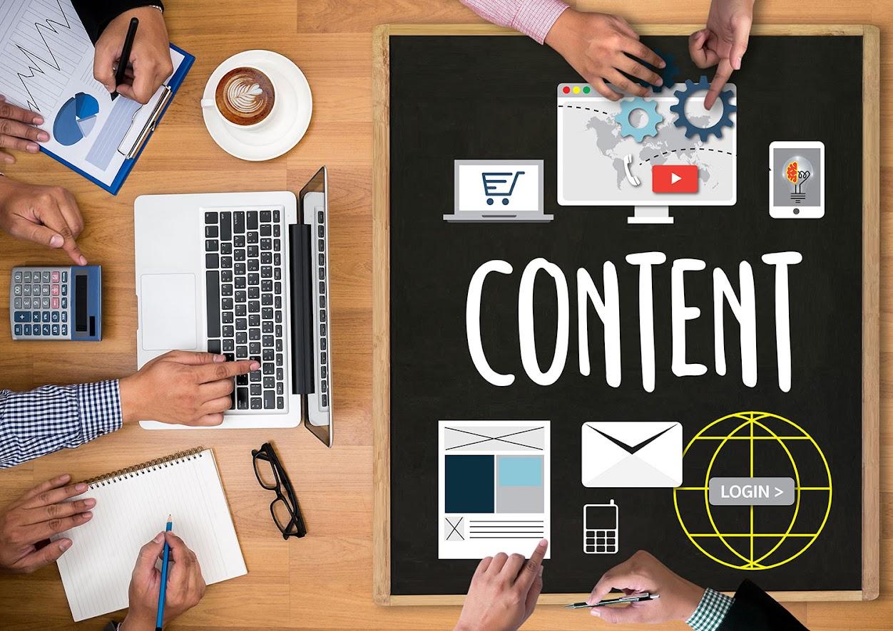 技術面だけではなくコンテンツ制作を重視