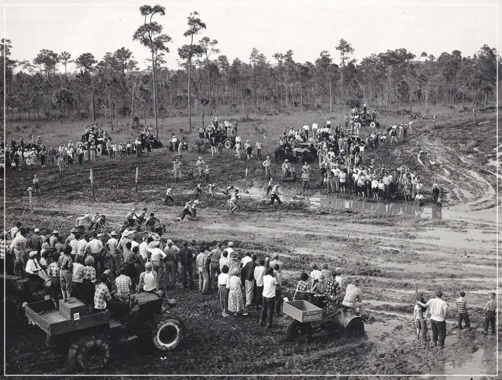 Buggy Race, as corridas malucas no pântano