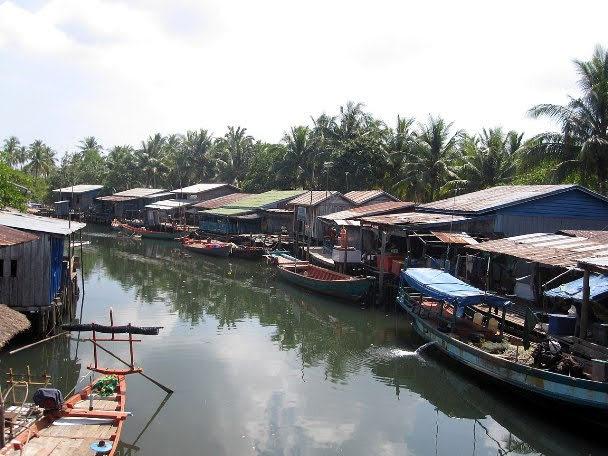 Prek Svay Village