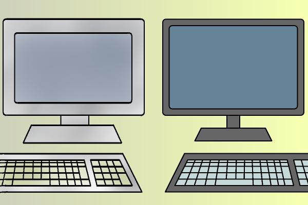 パソコン新旧