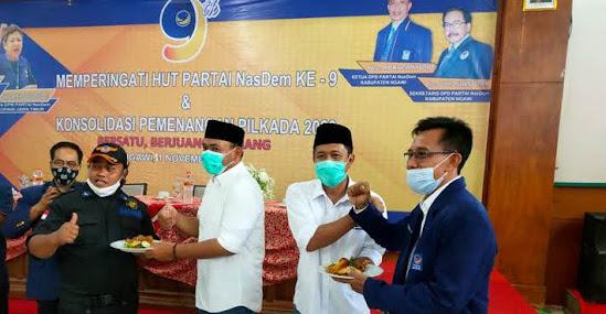 Partai Nasional Demokrat DPD Kabupaten Ngawi