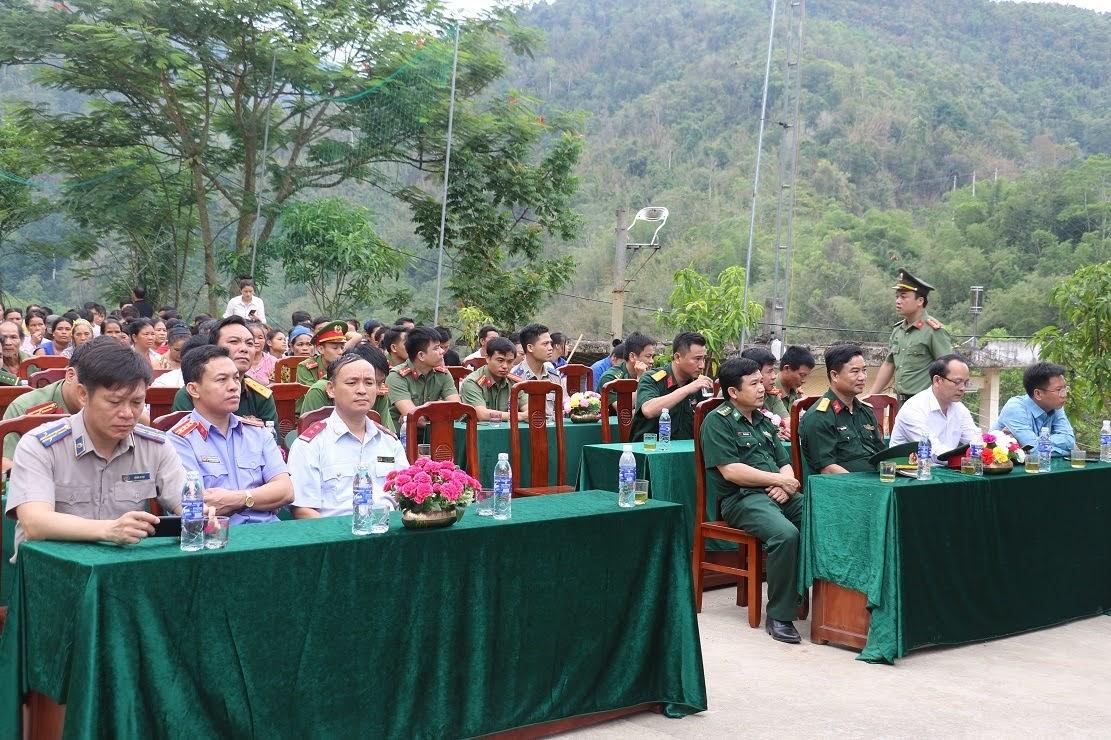 Đại biểu tham dự chương trình