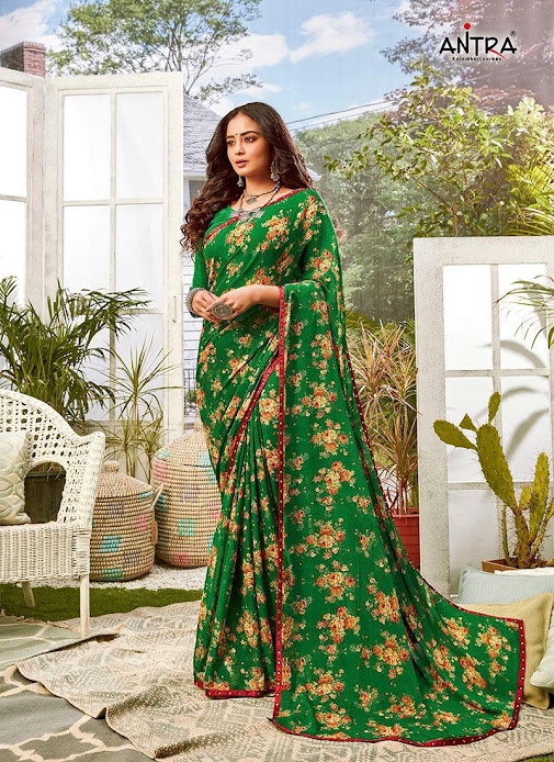 Buy Antra Siya Latest Sarees Catalog Online Wholesaler Lowes