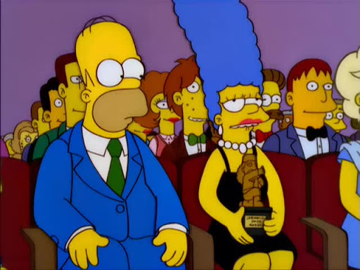 Los Simpsons 11x12 La familia Mansión